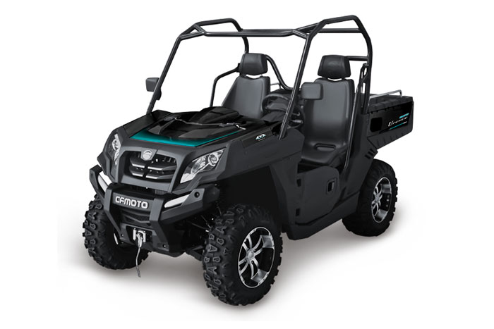 Journeyman Gladiator UTV 830 EFI EX