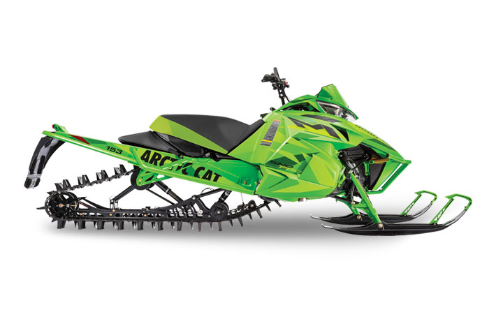 Arctic Cat M8000 153″ LIMITED ES