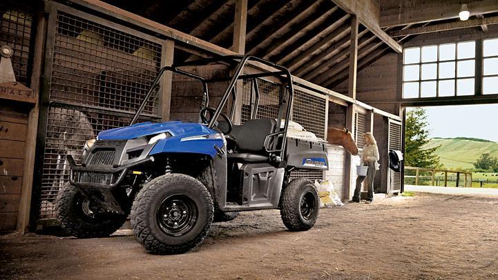 Ranger-EV 1