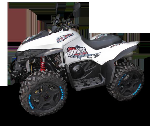 SMC Gladiator 720 Sport EFI 18