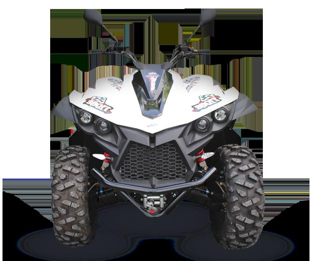 SMC Gladiator 720 Sport EFI 19